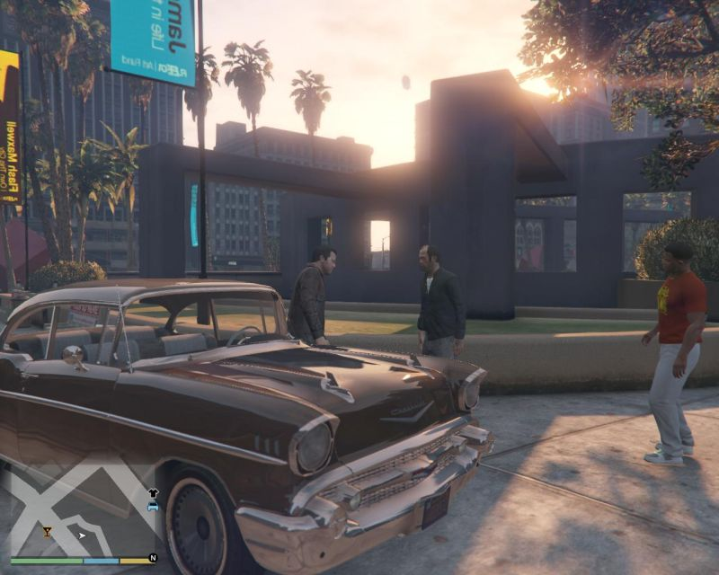 Grand Theft Auto V Faq Walkthrough V1 0 Neoseeker Walkthroughs