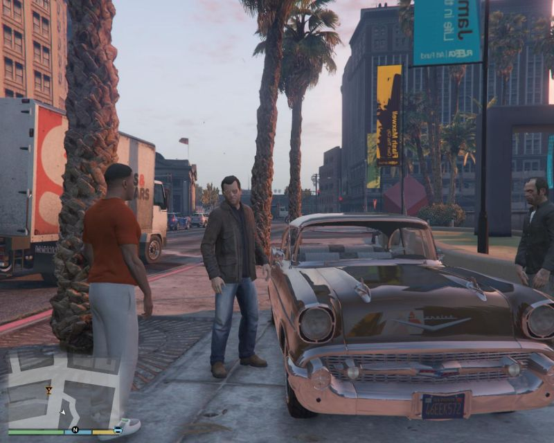 Grand Theft Auto V - FAQ/Walkthrough - PC - By glenster - GameFAQs