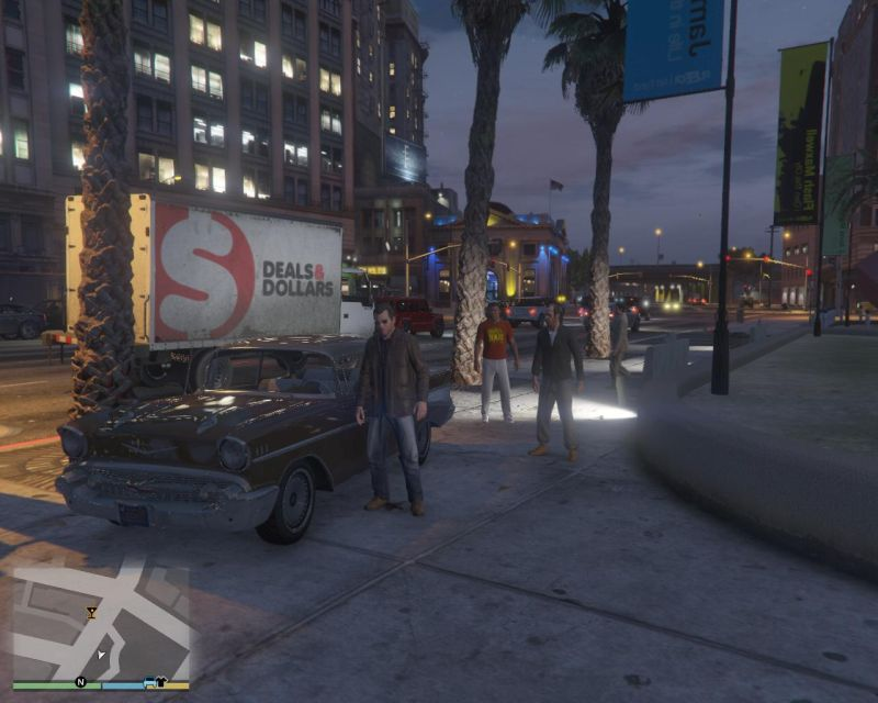 Grand Theft Auto V - FAQ/Walkthrough - PC - By glenster